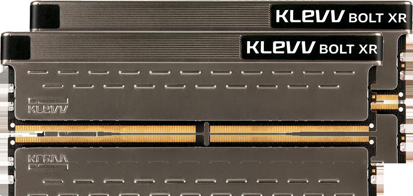 Klevv Bolt XR 16GB DDR4 U-DIMM 3600Mhz OC/Gaming memory 8