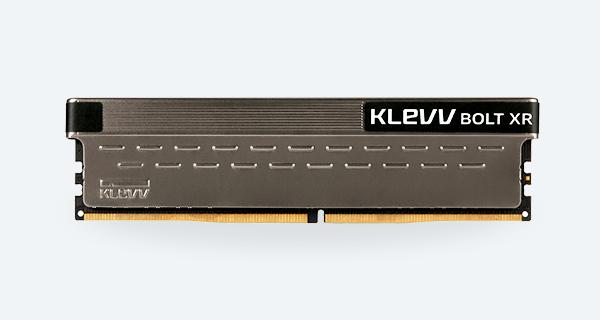 Klevv Bolt XR 16GB DDR4 U-DIMM 3600Mhz OC/Gaming memory 10