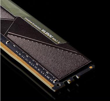 Klevv Bolt X 8GB DDR4 U-DIMM 3600Mhz OC/Gaming memory 10