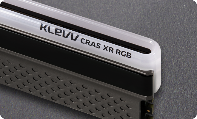 Klevv Cras XR 16GB DDR4 U-DIMM 4000Mhz OC/Gaming memory 16