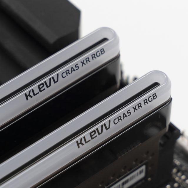 Klevv Cras XR 16GB DDR4 U-DIMM 4000Mhz OC/Gaming memory 20