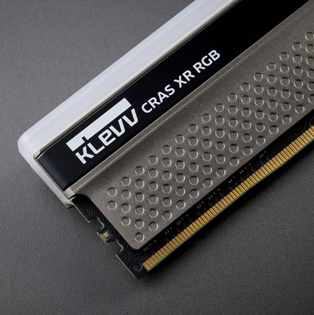 Klevv Cras XR 16GB DDR4 U-DIMM 4000Mhz OC/Gaming memory 22